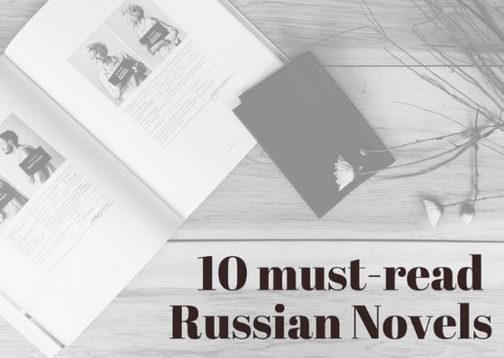 russian novels