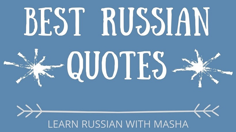 best russian quotes